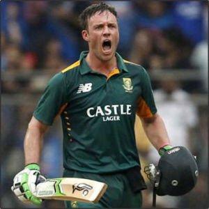 AB de Villiers ODIs