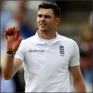 James Anderson Tests