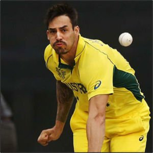 Mitchell Johnson ODIs