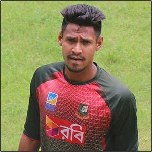 Mustafizur Rahman ODIs