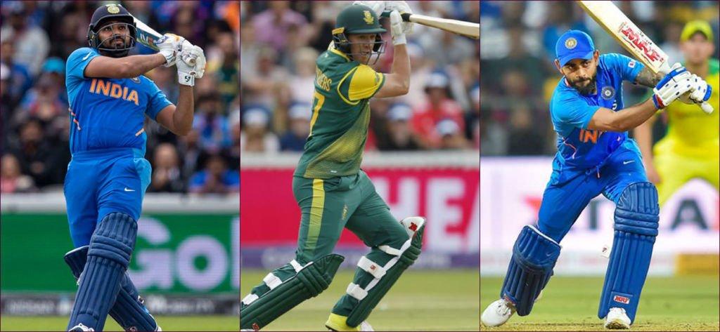 Best ODI Batsmen of the Decade 2010s Featured