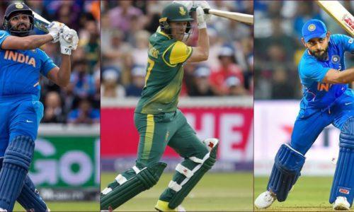 Top ODI Batsman of the Decade (2010 – 2019)