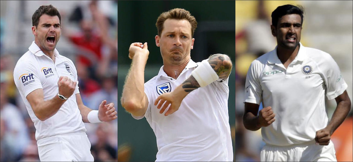 Top Test Bowler of the Decade 2010s Featured
