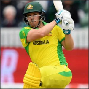 Aaron Finch T20Is