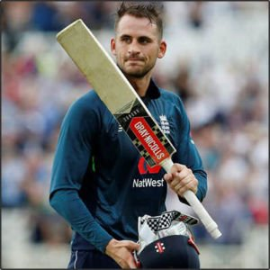 Alex Hales T20Is