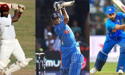 Top 25 ODI Batsmen of All Time