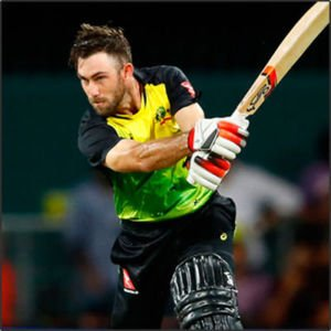 Glenn Maxwell T20Is