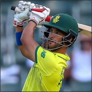 JP Duminy T20Is