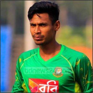 Mustafizur Rahman T20Is