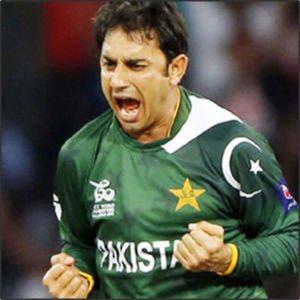 Saeed Ajmal T20Is