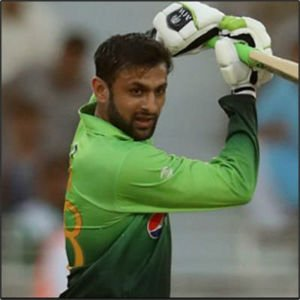 Shoaib Malik T20Is