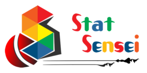 Stat Sensei Logo For Desktop