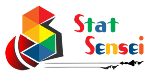 Stat Sensei Logo For Mobile