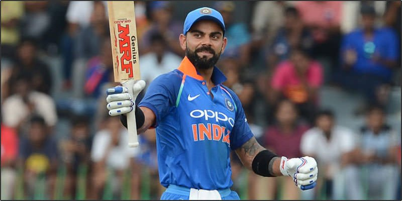 Virat Kohli - T20I Batsman of the Decade (2010s)