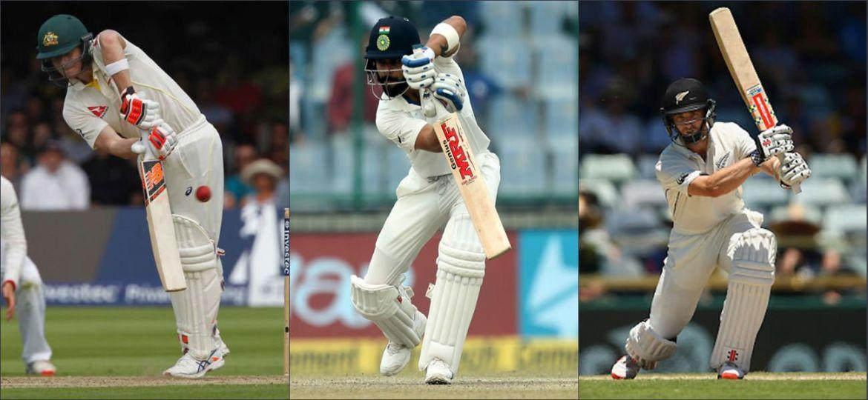 Top 10 Current Test Batsmen Featured
