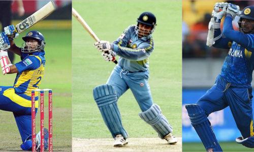 Top 15 Asian ODI Batsmen Outside Asia