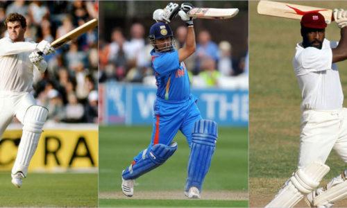 Top 25 ODI Batsmen In World Cup Cricket