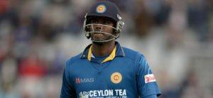 Angelo Mathews ODI Stats Featured