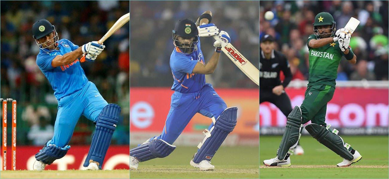 T20Is Top 10 Asian Batsmen In Asia Featured