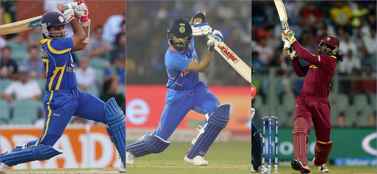 T20Is Top 10 Batsmen In World Cups Featured