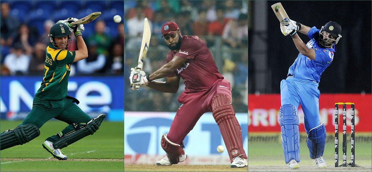 T20Is Top 10 Batsmen With The Ability To Score Quick Inns Featured