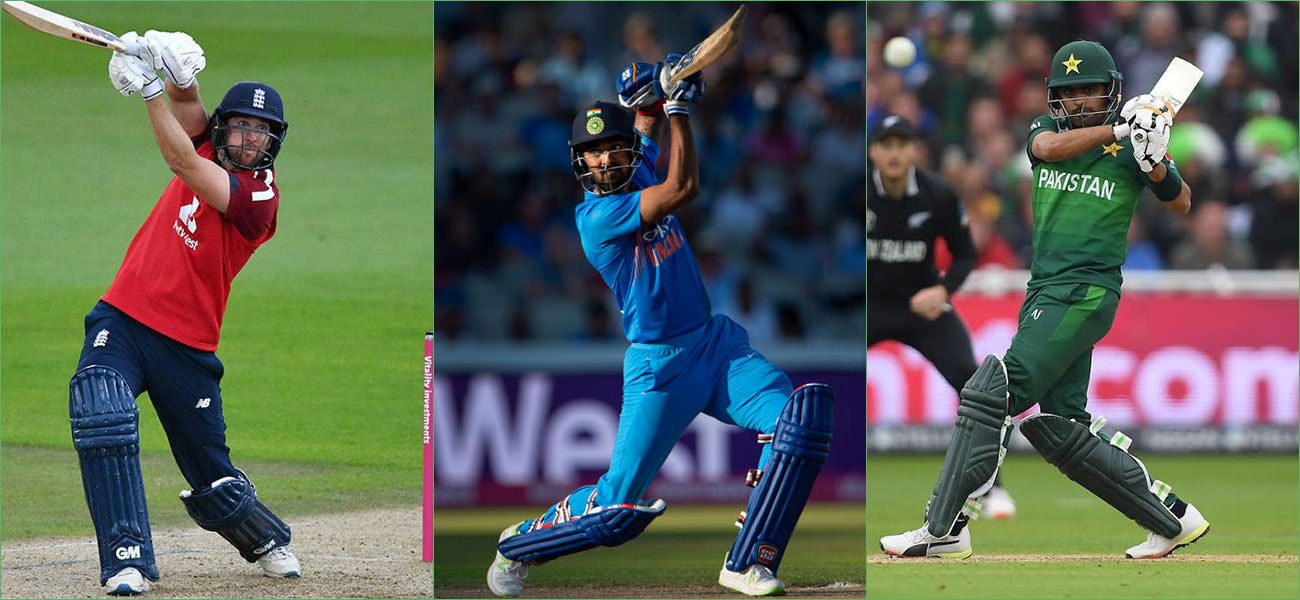 T20Is Top 10 ICC Rating Featured