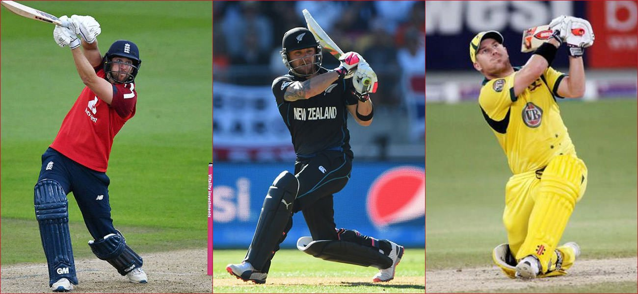 T20Is Top 10 Non Asian Batsmen Outside Asia Featured