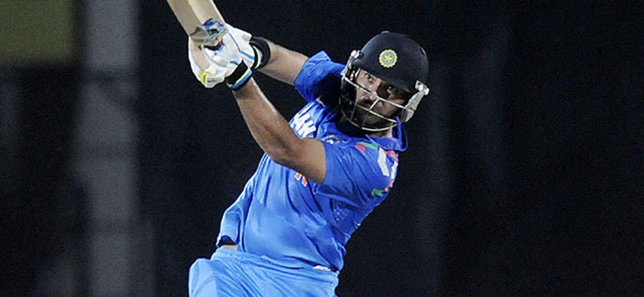 Yuvraj Singh T20I Stats Featured