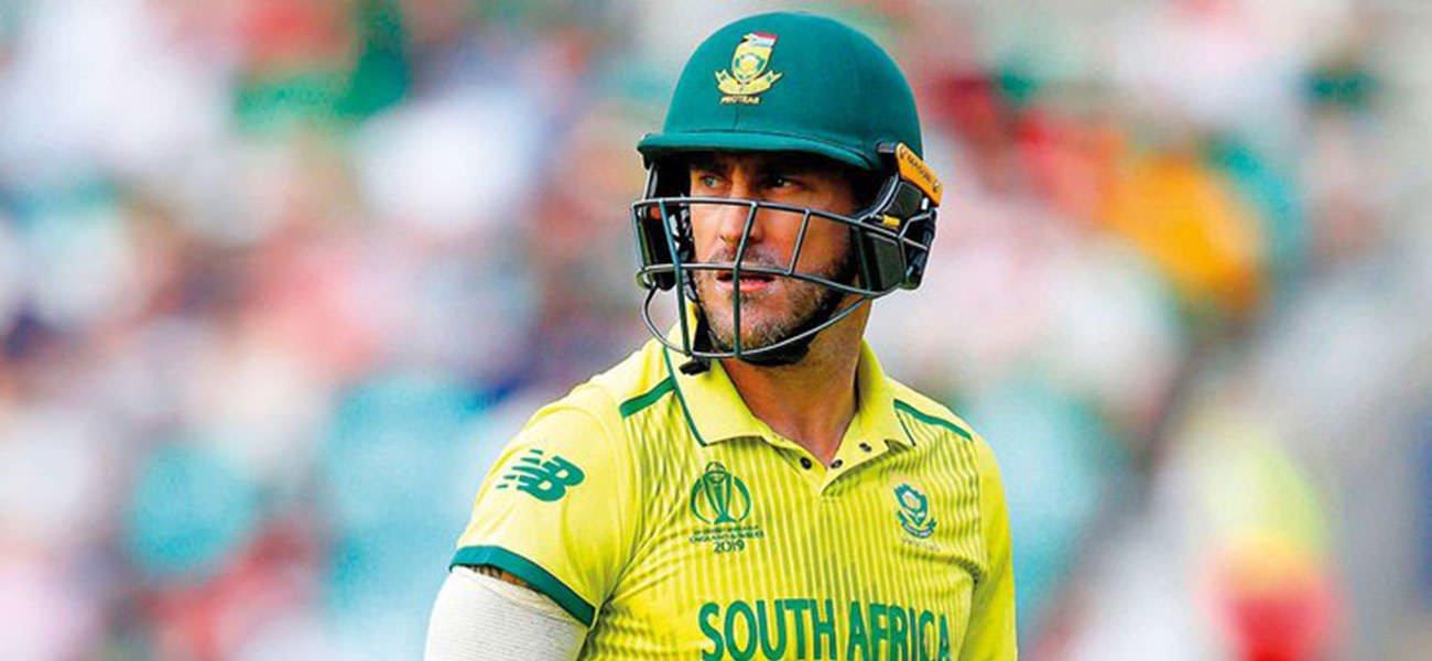 Faf du Plessis T20I Stats Featured