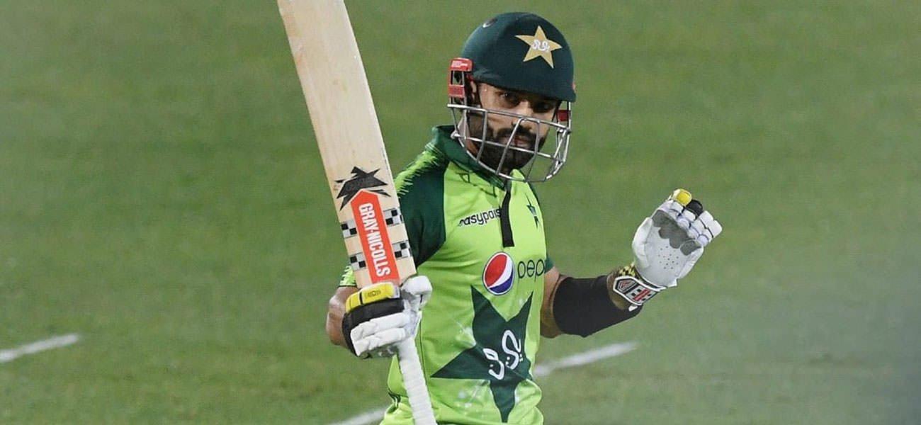 Mohammad Rizwan T20I Stats Featured