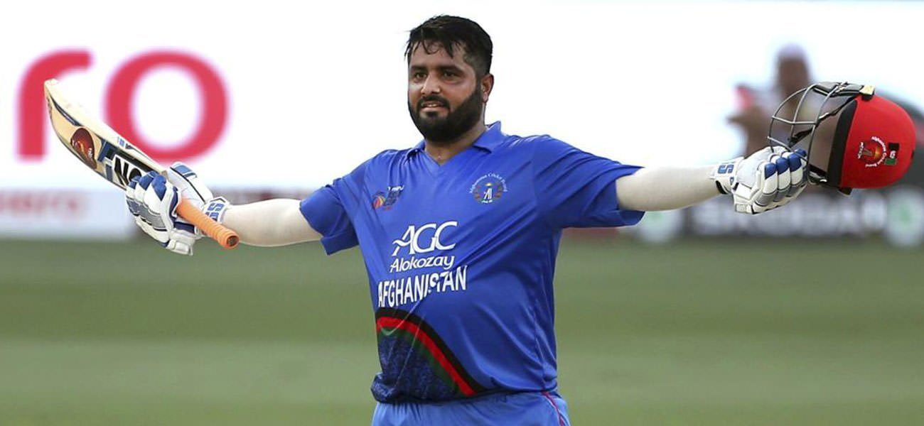 Mohammad Shahzad T20I Stats Featured