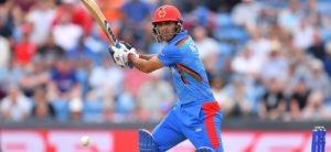 Najibullah Zadran T20I Stats Featured