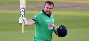 Paul Stirling T20I Stats Featured