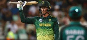 Rassie van der Dussen T20I Stats Featured